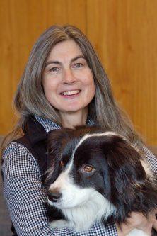 Hosts: Lisa and Skye the border collie